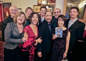 Members of Twist at the Balboa Theater Premiere of Like A Bridge