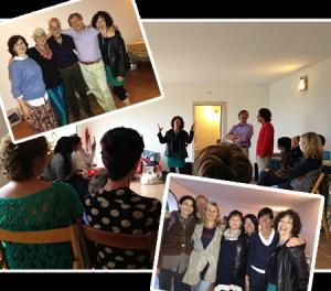 Theatre Company Reunion: Verona, Italy - June 2013